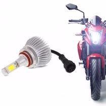 Lampada Farol Super Led Cree Carro Moto 6000k H7 Tipo Xenon