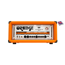 Cabeçote P/ Guitarra Orange Rockerverb 100 Mk Ii Divo Fitted