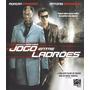 Blu-ray Jogo Entre Ladrões Morgan Freeman Antonio Banderas