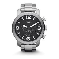 Relógio Masculino Fossil Nate Fjr1353/z - Original