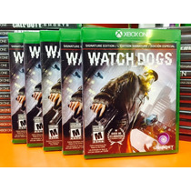 Jogo Watch Dogs Xbox One - Jogo Original Lacrado