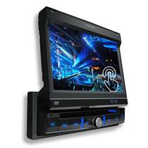 Toca Cd Dvd Positron 7 Touchscreen Entrada P/ Camera Ré
