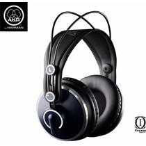 Akg K271 Mkii - Fone Ouvido Studio Mixagem Masterização