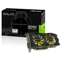 Geforce Galax Gtx Nvidia Gtx 950 2gb Ddr5 6610mhz