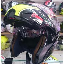 Capacete Robocop Articulo Óculos Monster Ducati Lançamento