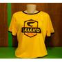 Camisa Ciclismo Tam.: G Amarela - Celeiro Bike Shop