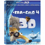 A Era Do Gelo 4 3d E 2d Bluray + Dvd + Copia Digital Lacrado