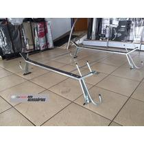 Rack Bagageiro Porta Escada Kombi Galvanizado
