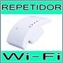 Repetidor Expansor Wifi Wireless 300mbps Com Botão * Wps *
