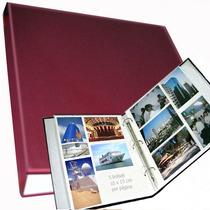 Álbum De Fotografias P/ 500 Fotos 10x15 Cm - Luxo
