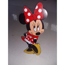 Enfeite Aniversario Personagens Minnie Criancas Infantil