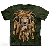 Camisa 3d Dj Jahman The Mountain Original
