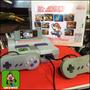 Super Nintendo Retro Multijogos + De 6400 Jogos (recalbox)