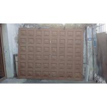 Portão Portagem - 2,81lx2,21a - Madeira - Usado