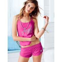 Short Dool Angel Victoria´s Secret Pink Primavera Verão 2016