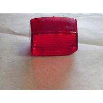 Lente Da Lanterna Rd / Rdz / Dt 180 (vermelha)