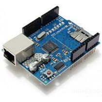 Ethernet Shield W5100 Para Arduino E Pic