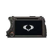 Kit Central Multimidia Tv Dvd Gps Ssangyoug Kyron S100