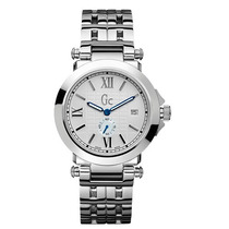 Relógio Guess Gc X61003g1 Prata Garantia 12x Sem Juros