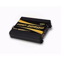 Amplificador Boog Tmp 2080d Modulo Potencia Digital Estereo