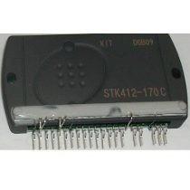 Circuito Integrado Stk412-170 C Original Sanyo Frete Gratis