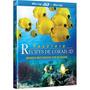Fascínio Recife De Corais 3d Mundos Misteriosos Bluray 3d 2d