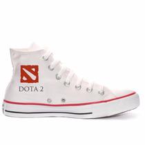Tênis Dota 2 All Star Converse Personalizado