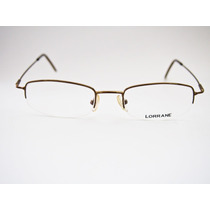 Armação Para Óculos Lorrane Masculino Aberto Mod1133