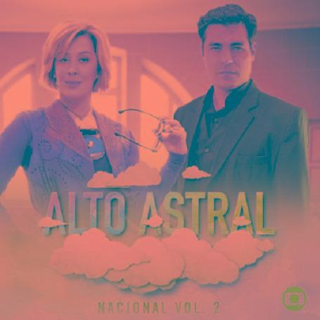 Alto Astral - Nacional - Vol 2 - Cd