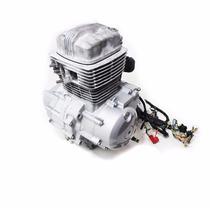 Motor Completo Titan 150 C/ Injeção Eletrônica