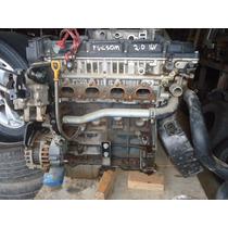 Motor Parcial (cabeçote Bloco) S/acessórios Tucson I30 2.0