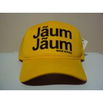Boné Jaum Jaum Personalizados Diversas Cores Trucker