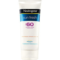Protetor Solar Neutrogena Sun Fresh Fps 60 200ml