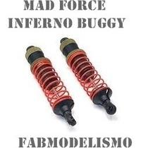 Kyosho Mt-113b - Amortecedor Original Mad Force Gp Ve Pronta