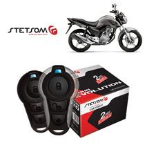 Alarme Moto Presença Partida Stetsom Honda Cg 160 Titan 16