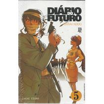 Diario Do Futuro Mirai Nikki 05 - Jbc - Gibiteria Bonellihq