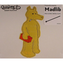 Quasimoto - Yessir Whatever - Cd Importado Novo
