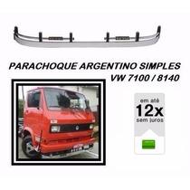 Parachoque Dianteiro Argentino Caminhão Vw 7100 8140
