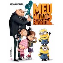 Album De Figurinhas Meu Malvado Favorito 2