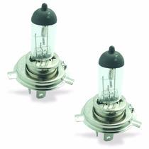 Lâmpadas Amarelas H4 60w Par 2 Lamp