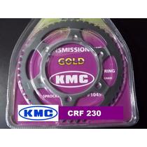 Relação Crf 230 Kit Tração Kmc Aço 1045 Profissional
