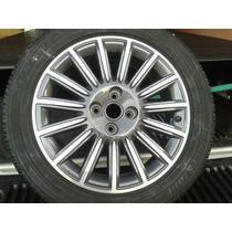 Roda Strada, Punto, Uno Sporting C/ Pneu Bridgestone Novo