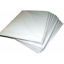 300 Papel Foto Glossy Adesivo 130g Brilho Prova D'agua A4