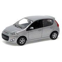 Carro Miniatura - Fiat Novo Palio 2012 - 1:43 - Norev Metal