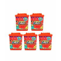 Trash Pack Kit Promocional Com 5 Original Lacrado