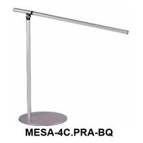 Luminária De Mesa 4c 4w Prata
