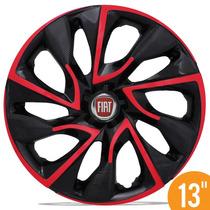 Jogo Carlota Esportiva 13 Ds4 Red Cup Fiat Palio Uno Siena V