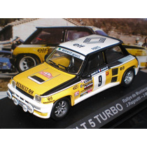 Miniatura Renault 5 Turbo 1/43 Altaya Ixo