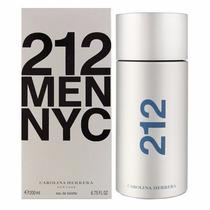Perfume Carolina Herrera 212 Men 200ml Masculino | Original