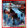 Uncharted 2 Psn Ps3 Dublado Portugues Portugal Promocao!!
